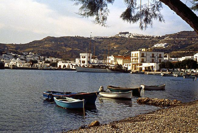 Dodekanes - Insel Patmos
